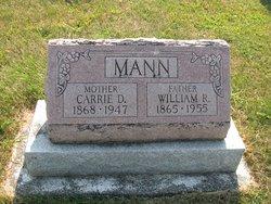 Carrie Dell <i>Miller</i> Mann