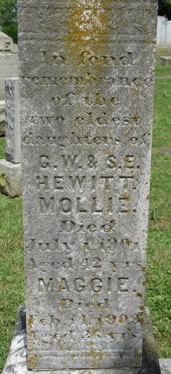 Mollie E. <i>Hewitt</i> Payne