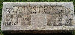 Margaret <i>Burnett</i> Armstrong