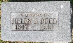 Helen E <i>Stevenson</i> Reed