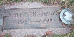 Elizabeth Lillie <i>Strauss</i> Thornton