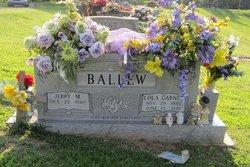 Lola Lee <i>Garner</i> Ballew