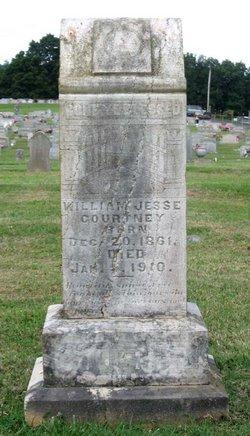 William Jesse Courtney