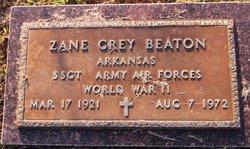 Zane Grey Beaton