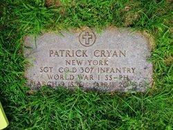 Patrick Joseph Cryan