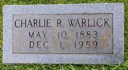 Charlie R Warlick