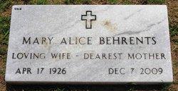 Mary Alice <i>Rambo</i> Behrents