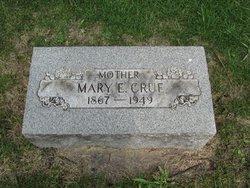 Mary E <i>Gray</i> Crue
