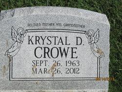 Krystal Dawn <i>Howell</i> Crowe