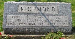 Luverna Ellen <i>McCoy</i> Richmond