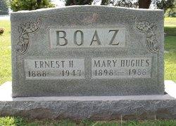 Mary Hughes <i>Cheatham</i> Boaz
