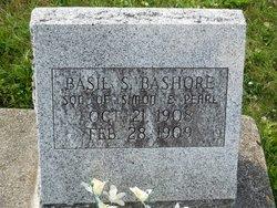 Basil Bashore
