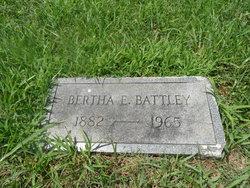Bertha E Battley