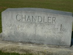 Surry Griffin Chandler
