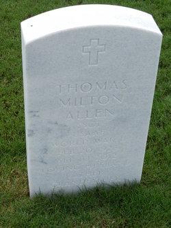 Thomas Milton Allen