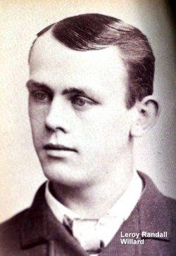 Leroy Randall Willard