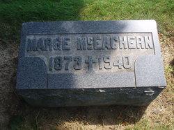 Margaret E. Marge <i>Sullivan</i> McEachern