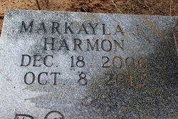 Markayla Inez Harmon