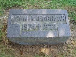 John Arthur McEachern, Sr