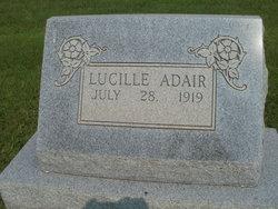 Lucille Adair