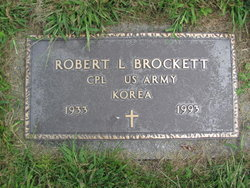 Corp Robert L Brockett