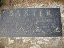 Mildred Louise <i>Scott</i> Baxter