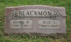 George William Blackmon