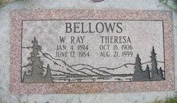 Theresa <i>Reinstra</i> Bellows
