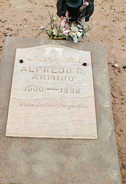 Alfredo G Armijo