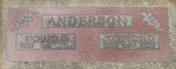 Josephine D Anderson