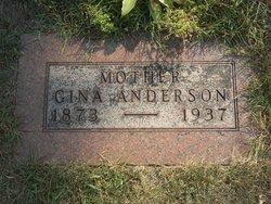 Gina Bergitte <i>Gilbertson</i> Anderson