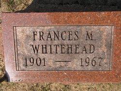 Dr Frances Whitehead