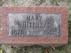 Mary <i>Beckstead</i> Whitehead