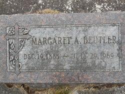 Margaret Ann <i>McGovern</i> Beutler