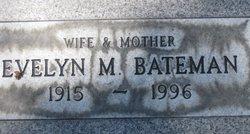 Evelyn May <i>Limb</i> Bateman