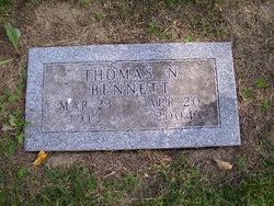 Thomas Norman Bennett