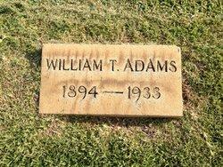 William T. Adams