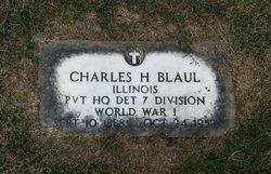 Charles Henry Blaul