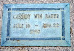 Cassidy Win Bauer