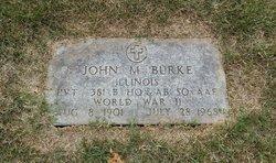 John Martin Burke