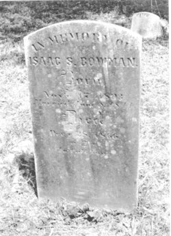 Isaac Sydnor Bowman