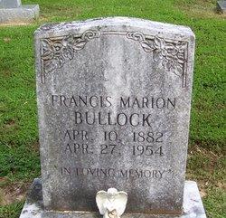 Frances Marion Bullock