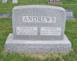 Mary Olive <i>Carter</i> Andrews