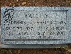 Marlyn Clark Bailey