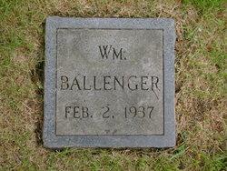 William Ballenger