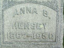 Anna B. Hensey