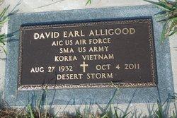 David Earl Alligood