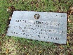 Lieut James Joseph Curry