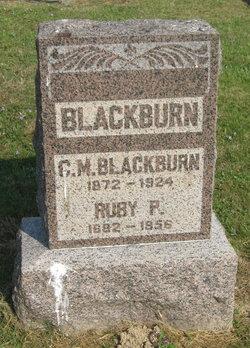Ruby P. Blackburn