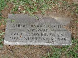 PFC Albert Barry Coffin